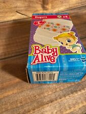 Baby Alive Refill Diapers 6 Pack never used