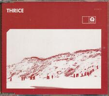 Thrice Eclipse + live tracks RARE promo CD EP '04