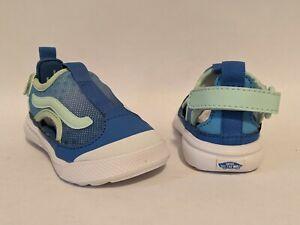 Vans New UltraRange Glide Gradient Nebulas Blue/Bay Vault Toddler Size USA 5