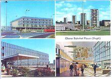 CP Allemagne Deutchland - DDR - Oberer Bahnhof Plauen (Voglt.)