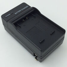 Portable AC NP-FH40 Battery Charger for SONY DCR-DVD110E Cyber-shot DSC-HX100V