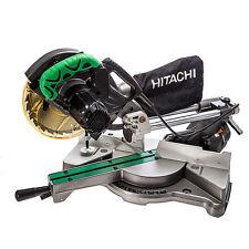 """Hitachi C8FSE 216MM/8"""" Slide compuesto Mitre Saw 240V"""