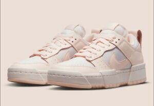 Nike Dunk Low Disrupt Light Soft Pink Pale Coral CK6654-602  SNKRS Not In Hand