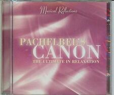 Pachelbels Canon Music CD, Relaxation, Meditation New and Sealed