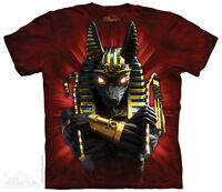 New EGYPTIAN ANUBIS SOLDIER T Shirt