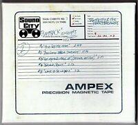 "TOM PETTY ""Playback"" PROMO Cd Sampler Ampex Tape-Reel Sound City 1995 UNPLAYED"