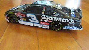 1:18 Dale Earnhardt Gara Auto #3 Goodwrench Oreo Daytona Bud Lanciare 2001