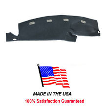 1994-1997 Dodge Ram Pick-Up 3500 Charcoal Dash Cover Mat Pad Carpet DO92-3