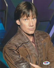KEVIN SORBO SIGNED AUTO'D 8X10 PHOTO PSA/DNA COA HERCULES DYLAN HUNT ANDROMEDA A