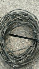 Barb Wire Western Art 12 FEET. This is real Barb wire very sharp. Like brandnew
