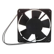 S6 AC 220V-240V 120x120x25mm ventilador de enfriamiento para PC Caja Refrigerado
