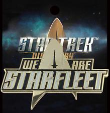 Star Trek - Wir Sind Starfleet - Blazer / Hut Pin - Brandneu - TV FS0211
