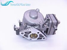 3K9 3B2-03200-1 Carburetor for Tohatsu Nissan 2-stroke 9.8HP M9.8 Outboard Motor