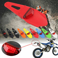 LED Rear Fender Tail Light For SX125 EXC200 SX250 EXCF350 XC300 2016 2017