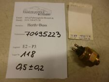 Druckluftschalter DAF VW MAN LKW pressure switch 70495223 Schalter NEU 0.5 bar