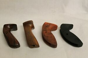 Archery Bow Grip Wood Plastic Black Brown Left Right Hand