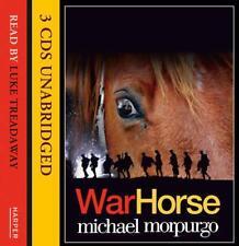 War Horse by Morpurgo, Michael | Audio CD Book | 9780008110383 | NEW