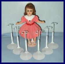 "6 Kaiser Doll Stands for 11"" LISSY 12"" Marley Wentworth BITTY BETHANY"