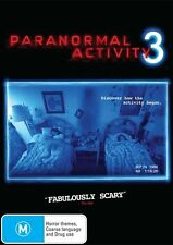 Paranormal Activity 3 DVD R4 NEW