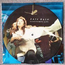 "KATE BUSH - RUBBERBAND GIRL 12"" VINYL PICTURE DISC UK EMI ORIGINAL brand new"