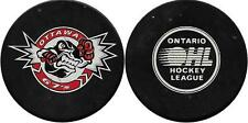 OTTAWA 67'S OHL ONTARIO JUNIOR HOCKEY LEAGUE OFFICIAL OLD PUCK