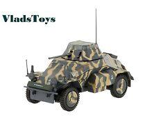 Eaglemoss 1:43 Auto Union Sd.Kfz.222 Armored Car German Army EM030