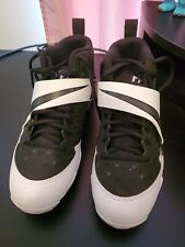 Nike fastflex cleats size 8