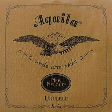 Aquila 4U Nylgut Soprano Ukulele Strings Regular Key of C Tuning G C E A