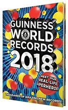Guinness World Records 2018,Guinness World Records