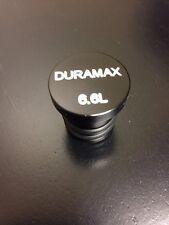CDP23718-04 2004-2010 GM 6.6 LLY,LBZ,LMM Duramax, PCV re-route mouthpiece plug