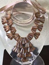 Tifany Style Crystal Swarovski necklace!!!
