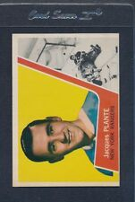 1963/64 Topps #045 Jacques Plante Rangers EX *81