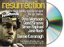 Pete Monsoon  - Resurrection @ Bar UP (Apr 2015) Old Skool Retro Bowlers House