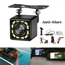 "4.3"" Reversing Auto Rear View Mirror Monitors With Rear LED Camera Night Vision"