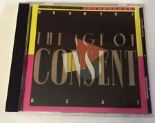 Bronski Beat The Age Of Consent CD New Wave LGBT Extra Tracks 80s Synth Dance