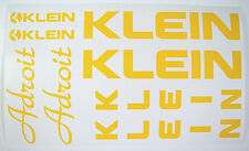 KLEIN Adroit Paint Mask Vinyl ~ Klein Frame, Klein Fork, Klein MC1 De-Boss Vinyl