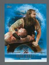 2017 Topps WWE Undisputed Singles  Pick Your Card  Complete Your Set
