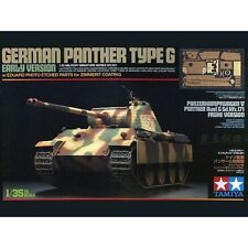 Tamiya 35261 Panther Ausf.G Early Version Eduard photo etched Zimmerit 1/35 kit