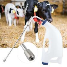 3L/4L Calf Cow Nursing Bottle Feeding Milk Bottle With Handle Farm Equipment