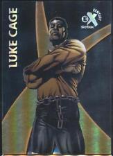 2017 Fleer Ultra Spider-Man E-X Century Trading Card #EX39 Luke Cage