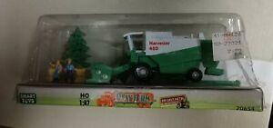 Country Life Play Farm Ranch Play Set Farmer Harvester Smart Toys Combine/Farmer