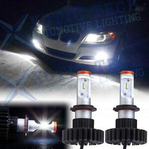 H7 LED Headlight High Low Beam Super White 18000LM for BMW 328i 335i 540i 528i
