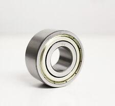 1x 3305 2z TN (3305 ZZ) obliquo A SFERE A 25x62x25,4 mm qualità industriale 3305z