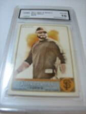 BRIAN WILSON SF GIANTS DODGERS 2011 TOPPS ALLEN & GINTERS # 279 GRADED 10