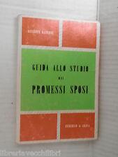 GUIDA ALLO STUDIO DEI PROMESSI SPOSI Giuseppe Basilone Federico Ardia 1973 libro