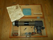 WW2 Imperial Japanese Army 7 x 49  10° Range Finder Artillery Scope - BOXED!