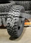 4 New Hi Country HM1 Mud Tires 285/70R17 121Q BSW LRE 2857017