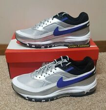 4bc1afb96e Nike Air Max 97 BW Size 9.5 UK Metallic Silver Genuine Authentic Mens  Trainers