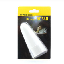 Nitecore NDF40 LED Flashlight Diffuser 40MM For EA4/MH25/P25