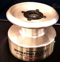 Shimano BTR Baitrunner Fishing Reel Spare Spool Assembly Part Replacement Repair